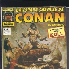 Cómics: LA ESPADA SALVAJE DE CONAN 65,66,67 RETAPADO. Lote 22278648