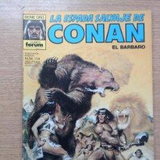 Cómics: ESPADA SALVAJE DE CONAN VOL 1 #104. Lote 22301685