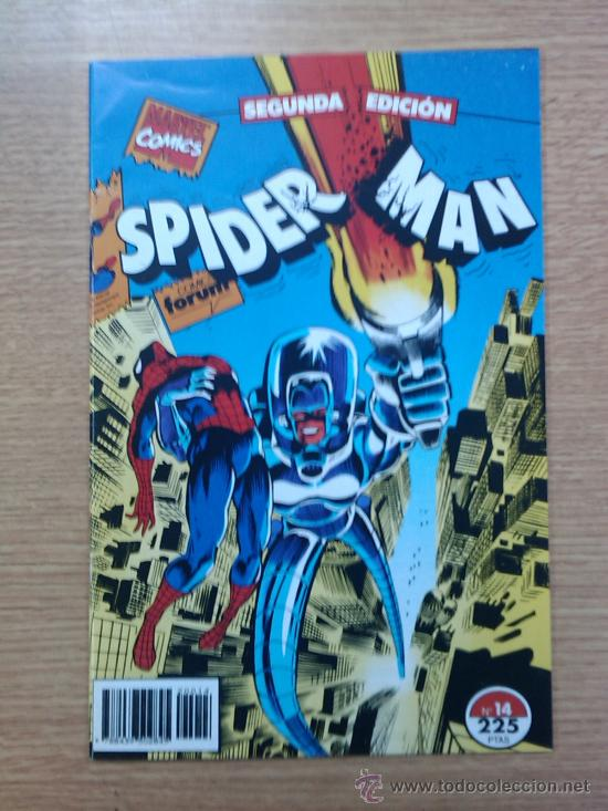 SPIDERMAN VOL 1 SEGUNDA EDICION #14 (Tebeos y Comics - Forum - Spiderman)
