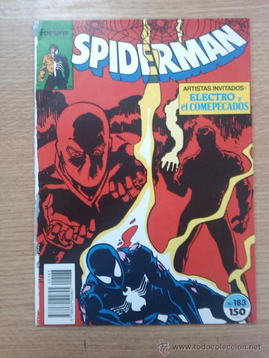 SPIDERMAN VOL 1 #183 (Tebeos y Comics - Forum - Spiderman)