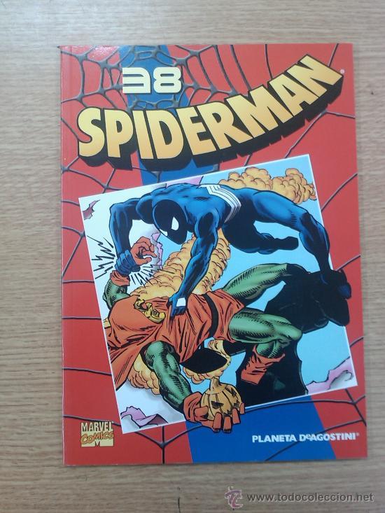 SPIDERMAN COLECCIONABLE ROJO #38 (Tebeos y Comics - Forum - Spiderman)