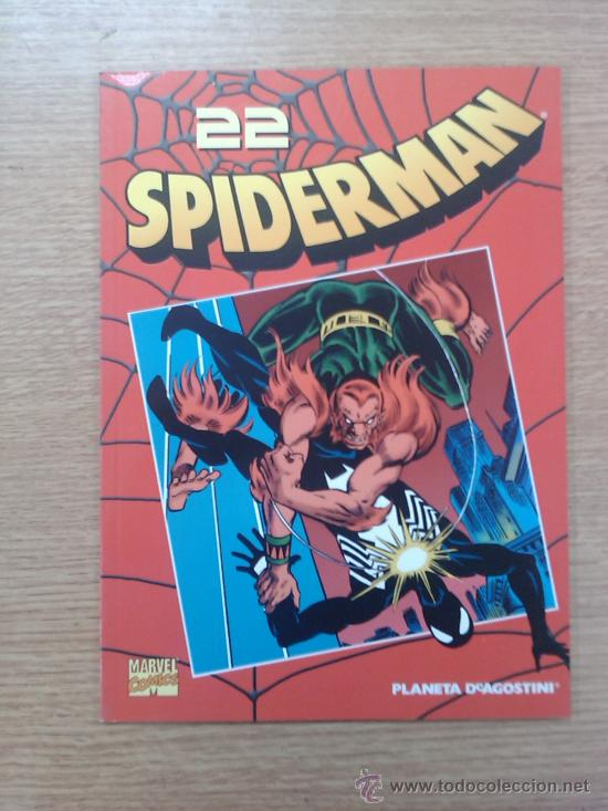 SPIDERMAN COLECCIONABLE ROJO #22 (Tebeos y Comics - Forum - Spiderman)