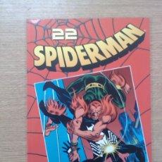 Cómics: SPIDERMAN COLECCIONABLE ROJO #22. Lote 22542929