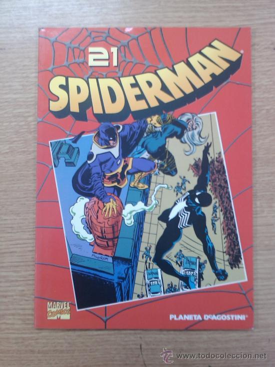 SPIDERMAN COLECCIONABLE ROJO #21 (Tebeos y Comics - Forum - Spiderman)