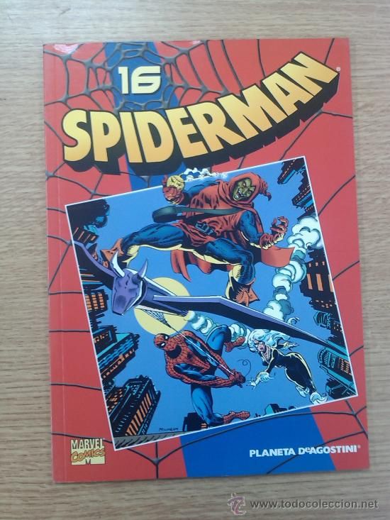 SPIDERMAN COLECCIONABLE ROJO #16 (Tebeos y Comics - Forum - Spiderman)
