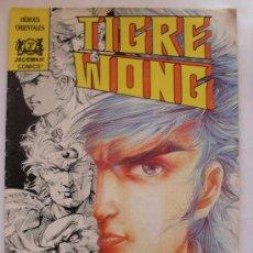 Cómics: TIGRE WONG Nº 3. Lote 22552137