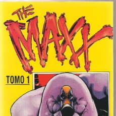 Cómics: THE MAXX TOMO I - CONTIENE LOS NUMEROS 1 AL 6 - FORUM 1995. Lote 27305266