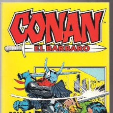 Cómics: CONAN EL BARBARO TOMO 3. Lote 26876428