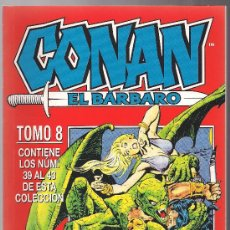 Cómics: CONAN EL BARBARO TOMO 8. Lote 26876431