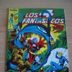 Cómics: LOS 4 FANTASTICOS Nº 25. PROCEDE DE RETAPADO. Lote 22809567