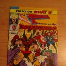 Comics: ¿Y SI LA PATRULLA X HUBIESE PERDIDO INFIERNO? COLECCION WHAT IF Nº 25. LITERACOMIC.. Lote 205762323