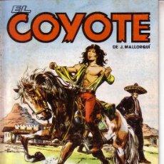 Cómics: EL COYOTE Nº 5 EDICIONES FORUN - RAZA. Lote 24986346