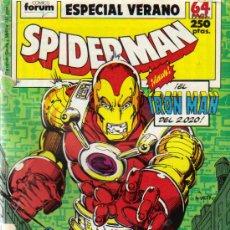 Cómics: SPIDERMAN ESPECIAL VERANO - COMICS FORUM 1989. Lote 22927799