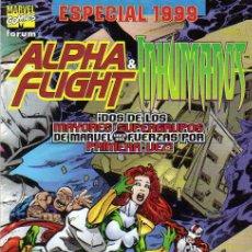 Cómics: ALPHA FLIGTH & INHUMANOS Nº 1 - COMICS FORUM 2000. Lote 22948019