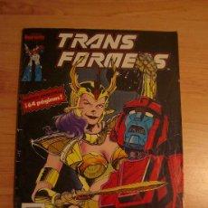 Cómics: TRANSFORMERS Nº 53. Lote 22997535