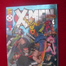 Cómics: X MEN ALPHA - Nº 1. Lote 24345301
