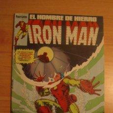 Cómics: IRON MAN Nº 14.. Lote 23116767