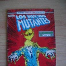 Cómics: LOS NUEVOS MUTANTES. MARVEL TWO-IN-ONE Nº 55.. Lote 23117284