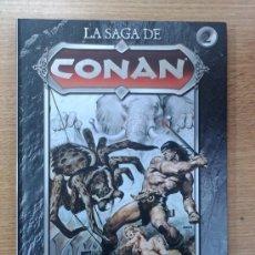 Cómics: SAGA DE CONAN #2 LA TORRE DEL ELEFANTE. Lote 23159304
