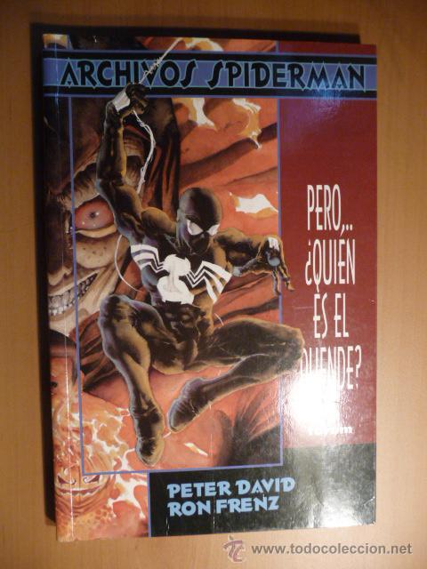 ARCHIVOS SPIDERMAN. PERO, ¿QUIÉN ES EL DUENDE?. FORUM (Tebeos y Comics - Forum - Prestiges y Tomos)
