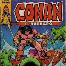 Cómics: CONAN EL BARBARO Nº2. Lote 23257369