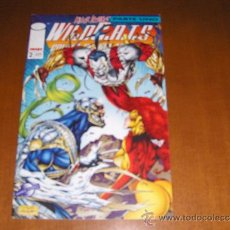 Cómics: WILDCATS Nº 2. Lote 23685370