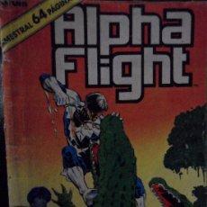 Cómics: ALPHA FLIGHT Y LA MASA Nº 38 , . Lote 23855897