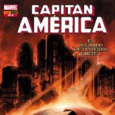 Cómics: CAPITÁN AMÉRICA Nº8. V.7. Lote 23918198