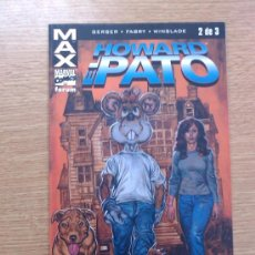 Cómics: HOWARD EL PATO #2. Lote 23967910