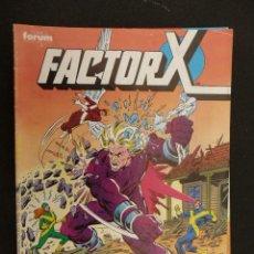 Cómics: FACTOR X. Nº 2. FORUM. Lote 26158125