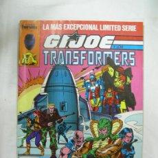 Cómics: COMICS FORUM G.I.JOE Y LOS TRANSFORMERS Nº 23 ED. PLANETA 1985. Lote 27117210
