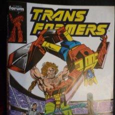 Cómics: TRANSFORMERS. Nº 54. FORUM. Lote 24133637