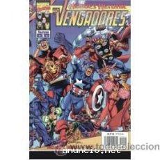 Cómics: VENGADORES Nº 1-2-3-4-5 VOLUMEN 3. Lote 26875944