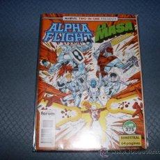 Comics: ALPHA FLIGHT Y LA MASA NUMERO 49 BUEN ESTADO. Lote 24252147