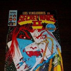 Cómics: SECRET WARS II Nº 24 CON LOS VENGADORES - MARVEL - FORUM - . Lote 24640203