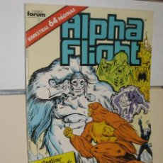 Cómics: ALPHA FLIGHT VOL. 1 Nº 36 FORUM. Lote 132068557