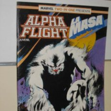 Cómics: ALPHA FLIGHT VOL. 1 Nº 41 FORUM. Lote 140222452