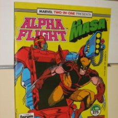 Cómics: ALPHA FLIGHT VOL. 1 Nº 46 FORUM. Lote 45155243