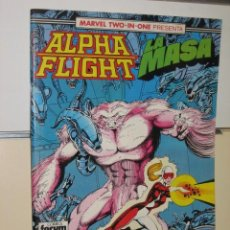Cómics: ALPHA FLIGHT VOL. 1 Nº 48 FORUM. Lote 82661898
