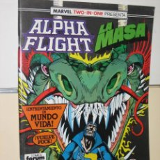 Cómics: ALPHA FLIGHT VOL. 1 Nº 50 FORUM. Lote 138530022
