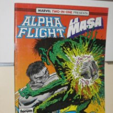 Cómics: ALPHA FLIGHT VOL. 1 Nº 51 FORUM. Lote 57614146
