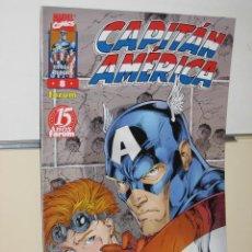 Cómics: CAPITAN AMERICA HEROES REBORN Nº 8 FORUM OFERTA. Lote 29269519