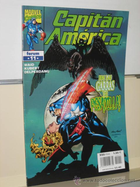 CAPITAN AMERICA VOL. 4 Nº 11 FORUM OFERTA (Tebeos y Comics - Forum - Capitán América)
