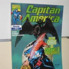 Cómics: CAPITAN AMERICA VOL. 4 Nº 11 FORUM OFERTA. Lote 58108327