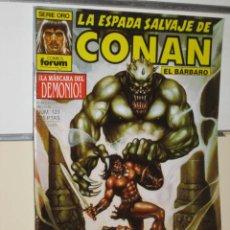 Cómics: LA ESPADA SALVAJE DE CONAN VOL. 1 Nº 123 PLANETA DE AGOSTINI. Lote 178641051