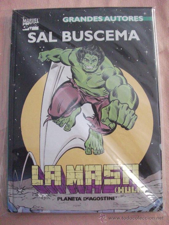 TOMO GRANDES AUTORES SAL BUSCEMA COMICS FORUM (Tebeos y Comics - Forum - Prestiges y Tomos)