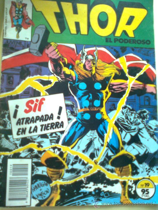 THOR Nº 19 (Tebeos y Comics - Forum - Thor)