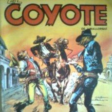 Cómics: EL COYOTE Nº 4. Lote 26369142
