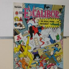 Cómics: EXCALIBUR VOL. 1 Nº 5 FORUM. Lote 168084816