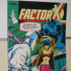 Cómics: FACTOR X VOL. 1 Nº 30 - FORUM. Lote 206256758